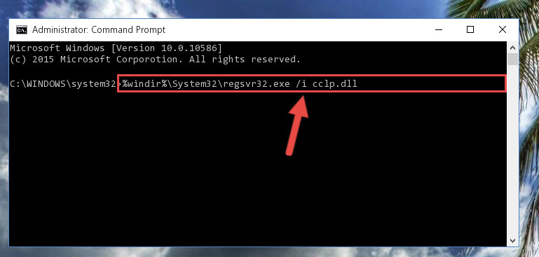 Making a clean registry for the Cclp.dll file in Regedit (Windows Registry Editor)