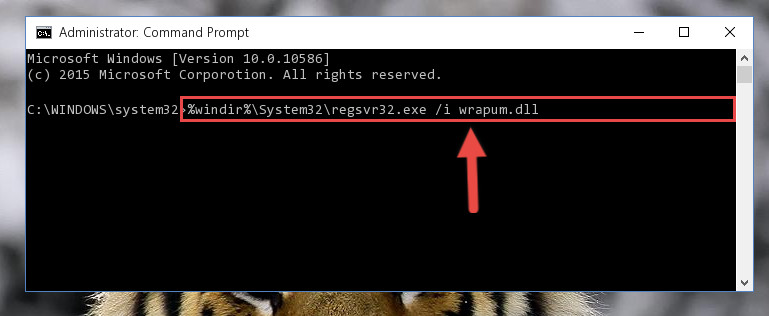 Making a clean registry for the Wrapum.dll library in Regedit (Windows Registry Editor)