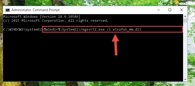 Making a clean registry for the Xtrafun_mm.dll file in Regedit (Windows Registry Editor)
